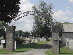 Moss Street Cemetery