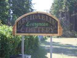 Breidablik Evergreen Cemetery