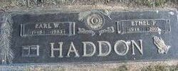 Ethyl <i>Pryor</i> Haddon