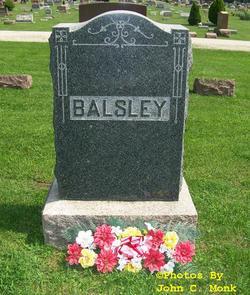 Dorcas <i>Fisher</i> Balsley