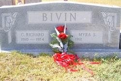 Myra Grace <i>Smith</i> Bivin