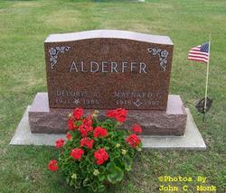 Deloris A <i>Gerber</i> Alderfer