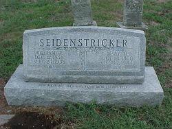 Mary M. Seidenstricker
