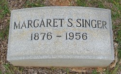 Margaret Maggie <i>Smith</i> Singer