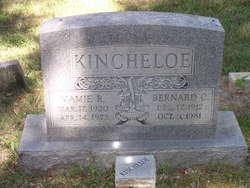 Bernard C Kincheloe