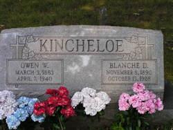Owen W Kincheloe