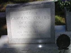 Caroline Lucretia <i>Collier</i> Keys