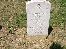 Corporal Edward Earl Clinton