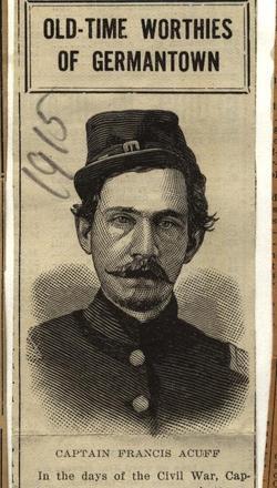 Capt Francis H. Achuff