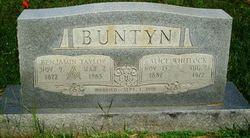 Alice <i>Whitlock</i> Buntyn