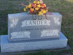 George E. Lander