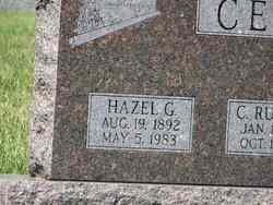 Hazel G. Cessna