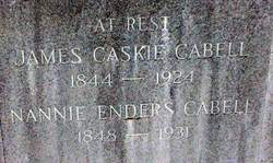 Lieut James Caskie Cabell
