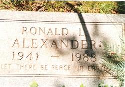 Ronald L. Alexander
