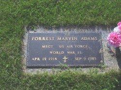 Forrest Marvin Adams