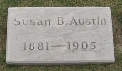 Susannah B. Susan Austin
