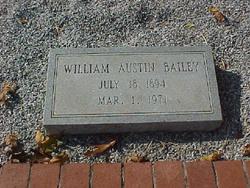 William Austin Bailey