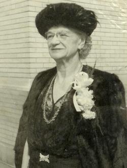 Marie Louise <i>Deutsch</i> Mueller