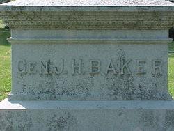 James Heaton Baker
