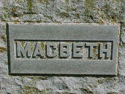 Florence Mary MacBeth