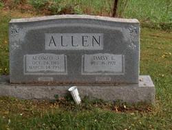 Alonzo Johnson Johnie Allen