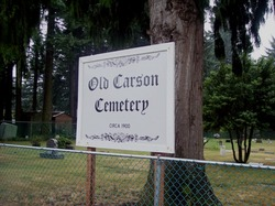 Old Carson Cemetery