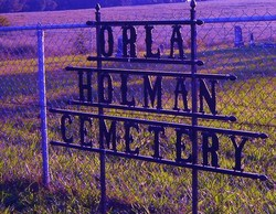 Orla Holman Cemetery