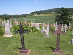 Old Saint Lukes Catholic Cemetery