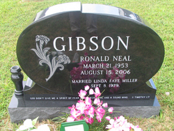 Ronald Neal Gibson