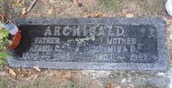 Earl C Archibald