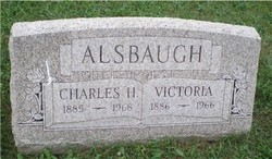 Victoria <i>Wood</i> Alsbaugh