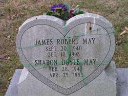 Sharon <i>Doyle</i> May