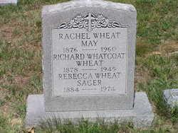 Rachel <i>Wheat</i> May