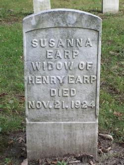 Susan <i>Bratton</i> Earp
