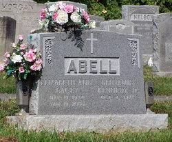 Elizabeth Ann <i>Lacey</i> Abell