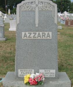 Salvatora <i>Miraglia</i> Azzara