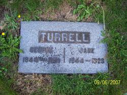 Jane <i>Vinall</i> Turrell