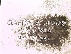 Clayton Avery Adams