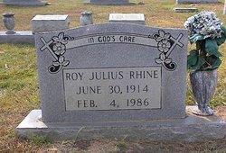 Roy Julius Rhine