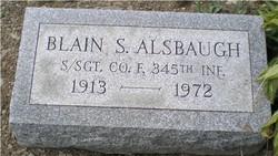 Blaine S Alsbaugh