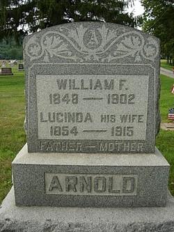 Lucinda <i>Berkey</i> Arnold