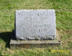 Lydia <i>Shangraw</i> Rushford