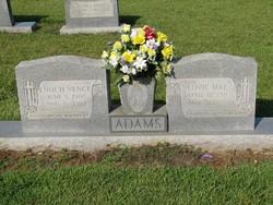 Lovie Mae <i>French</i> Adams