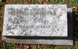 Valerius McGinnis, II