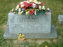 Bertha Mae Applegate
