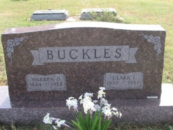 Warren O. Buckles