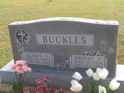 Dwight E. Buckles
