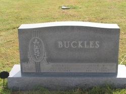 Ethel Leona Ona <i>George</i> Buckles