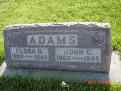 Flora Belle <i>Dawson</i> Adams