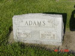 Minnie Mae <i>Harper</i> Adams